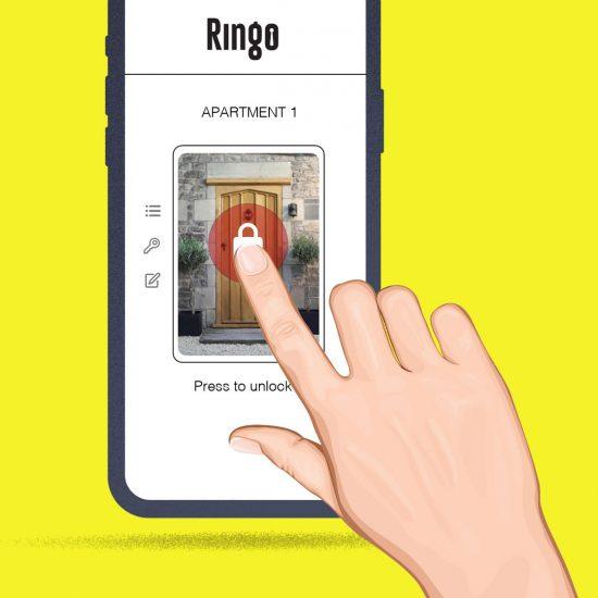 Ringo lock